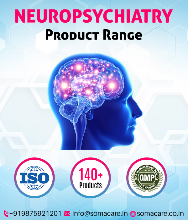 Top Neuropsychiatry Pharma Companies in India